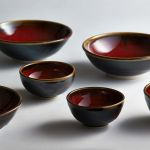 Sensei Pots - Copper Red Bowls